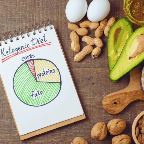 Lose Weight, not Breastmilk. How to do the Keto Diet while breastfeeding.