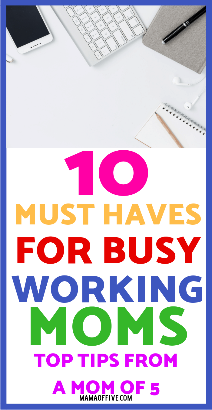 stay at home mom, organized mom, working from home,