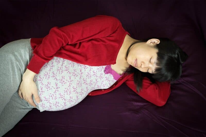 Sleep deprived? Insomnia in pregnancy, why it happens and how to sleep better