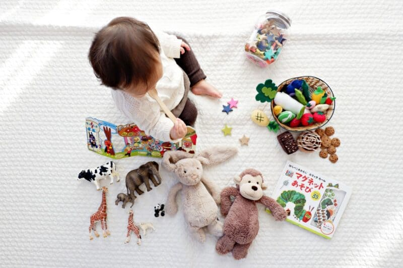 THE BEST 1 YEAR OLD TOYS FOR 2020