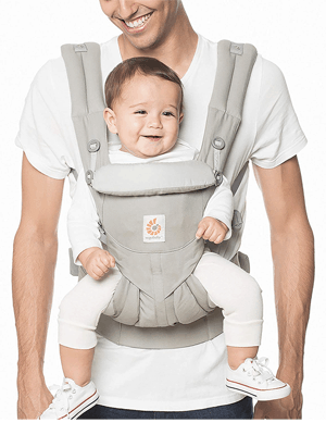 Ergobaby Carrier, Omni 360 All Carry Positions Baby Carrier