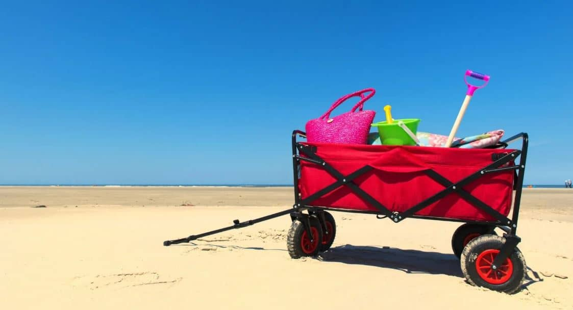 Top 10 Best Beach Carts For Soft Sand 2019