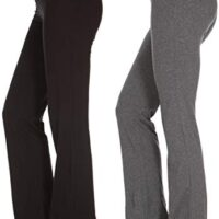 Bootcut Maternity Yoga Pants