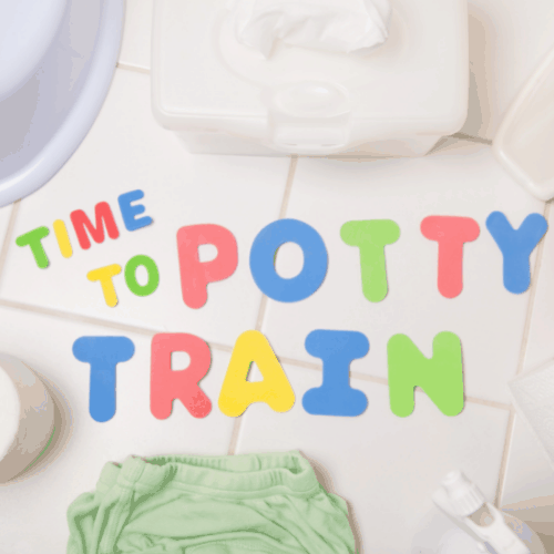 Potty Training: When, Why, and How